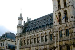 Grand Place Brussels Stock Image