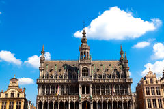 Grand Place, Brussels, Belgium Stock Images
