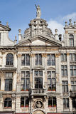 Grand Place in Brussels Belgium Stock Photography