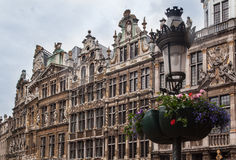 Grand Place Brussels Belgium Royalty Free Stock Photos