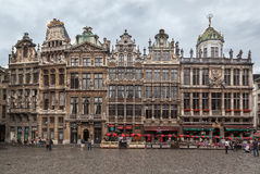 Grand Place Brussels Belgium Stock Photo