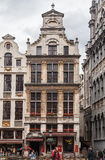 Grand Place Brussels Belgium Royalty Free Stock Image