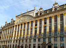 Grand Place. Royalty Free Stock Image