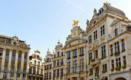 Grand Place. Stock Images