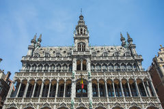 Grand Place in Brussels, Belgium Royalty Free Stock Photo
