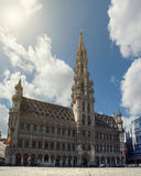 Grand Place, Brussels Stock Images
