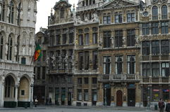 The Grand Place in Brussels, Belgium Royalty Free Stock Photography