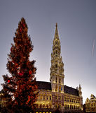 Grand Place, Brussels, Belgium Royalty Free Stock Photography