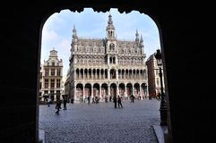 Grand-Place, Brussels, Belgium Stock Photography
