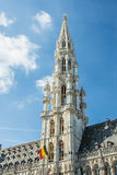 Grand Place Brussels, Belgium Royalty Free Stock Photos