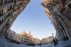 Grand-Place, Brussels, Belgium stock image
