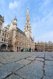 Grand Place - Brussels, Belgium Stock Image