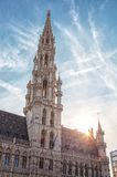 Grand Place, Brussels, Belgium Stock Image