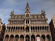 Grand Place (Bruxelas, Bélgica) Imagem de Stock