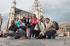 Grand Place, Bruxelles Royalty Free Stock Photo