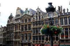 Grand-Place 2 Royalty Free Stock Photo