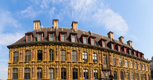Grand Place dans des Frances de Lille Photos stock