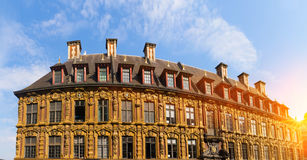 Grand Place dans des Frances de Lille Photo libre de droits