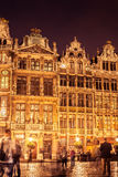 Grand Place Royalty Free Stock Photos