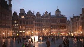 Grand Place en Bruselas