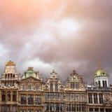 Grand Place en Bruselas Fotografía de archivo