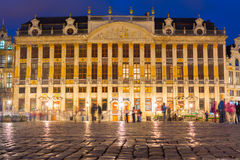 Grand Place Royalty Free Stock Images