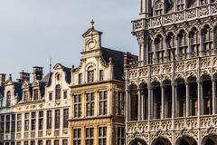 The Grand Place Stock Photography