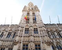 Grand Place or Grote Markt in Brussels, Belgium Royalty Free Stock Photos