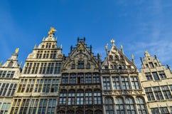 Grand Place von Brüssel in Belgien Stockfoto