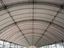 Grand plafond de tente photographie stock