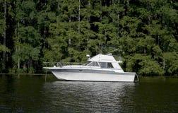 grand plaisir de bateau Photographie stock libre de droits