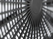 Grand plan rapproché industriel de ventilateur Image libre de droits
