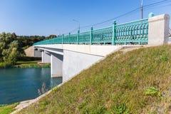 Grand pont concret images libres de droits
