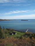Grand Portage Fort Royalty Free Stock Image