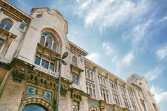 Grand Post Office, Istanbul, Turkey Royalty Free Stock Photography