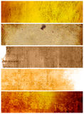 Grand pour des textures et des milieux Photos stock