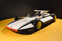 Grand Prix σίγμα Ferrari Στοκ Φωτογραφία