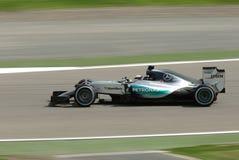 Grand Prix 2015 του Μπαχρέιν αέρα Κόλπων Formula 1 Στοκ εικόνες με δικαίωμα ελεύθερης χρήσης