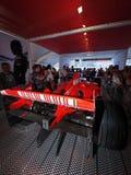 grand prix 2008 för catalunya f1 Royaltyfri Bild