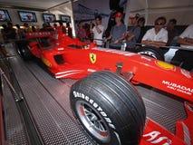 grand prix 2008 för catalunya f1 Arkivfoton