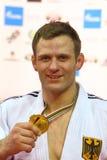 Grand Prix 2012 DÃ ¼ sseldorf Duitsland van het judo Royalty-vrije Stock Fotografie