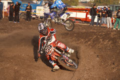 GRAND PRIX - 211-MX2 Stock Image