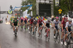 Grand Prix Cycling Montreal Royalty Free Stock Photography