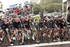 Grand Prix Cycling Montreal Stock Photo