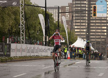 Grand Prix Cycling Montreal Stock Photos