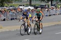 Grand Prix Cycliste DE Montréal Royalty-vrije Stock Foto