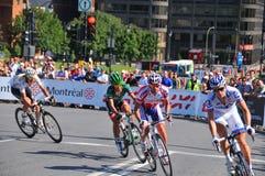 Grand Prix Cycliste DE Montréal Stock Fotografie
