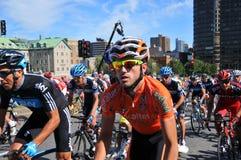 Grand Prix Cycliste DE Montréal Royalty-vrije Stock Foto's