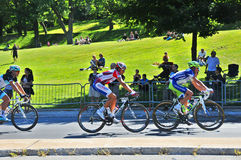 Grand Prix Cycliste de Montréal Royalty Free Stock Photography