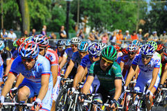 Grand Prix Cycliste de Montréal Royalty Free Stock Photo